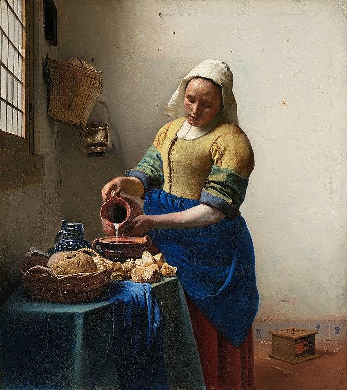 685px-Johannes_Vermeer_-_Het_melkmeisje_-_Google_Art_Project
