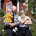 S novou rodinou