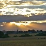 Toto je fotka s názvem: Západ slunce